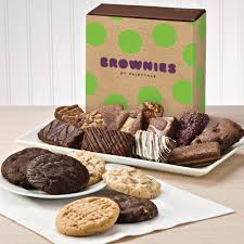 cookie gift basket cookie sprite combo fairytale gourmet brownie and cookie gift