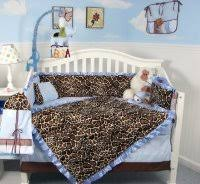 Animal Print Crib Bedding Sets Animal Print Baby Bedding For The Nursery