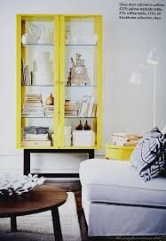Ikea Stockholm Glass Door Cabinet Storage Inspiration Ikea The High Low Mix At Home