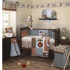 Monkey Crib Bedding Sets Style Of Baby Boy Crib Bedding Sets Home Decorations Ideas