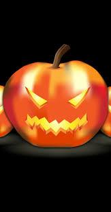 pumpkin iphone wallpaper three funny pumpkins lanterns hd halloween wallpaper