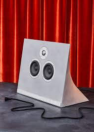master u0026 dynamic built the gorgeous ma770 speaker out of concrete