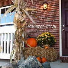 outdoor fall decor fall decor decorating and decoration