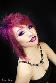 ways to dye short hair purple hair splat hair dye review