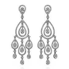 chandelier earring best diamond chandelier earrings photos 2017 blue maize