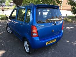 suzuki wagon r 1 3 petrol manual 2003 in southend on sea essex