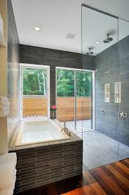 Bathroom Tub Shower Ideas Large Glass Bathroom Tiles Bathroom Shower Tub Tile Ideas Brown