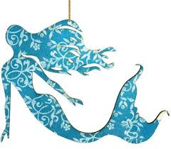 Blue Christmas Decorations Photos by 620 Best Coastal Christmas Decor Images On Pinterest Coastal
