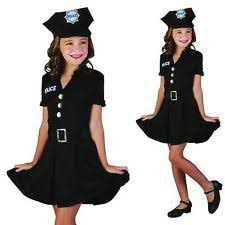 Halloween Police Costume Partybell Police Officer Costume Kids Costumes