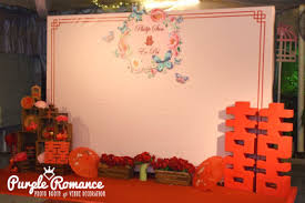 wedding backdrop kl purple event malaysia