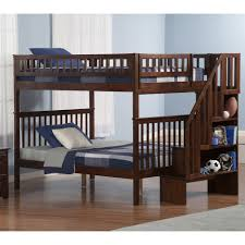 bunk beds full size loft beds with stairs american signature