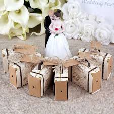 destination wedding favors 25x suitcase favor boxes destination wedding favor boxesdiy