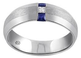 Diamond Sapphire Wedding Ring by Best 25 Sapphire Wedding Bands Ideas On Pinterest White