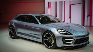 the 2018 porsche panamera sport turismo is the gorgeous porsche