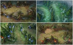 Summoners Rift Map Summoner U0027s Rift Concept Art Check Lol News