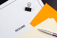 resume title page stock photos royalty free stock images