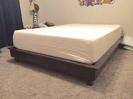 pb teen inspired bed frame sawdust