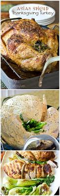 asian spiced thanksgiving turkey how to cook a turkey in the oven