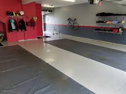G Floor Roll Out Garage Flooring by Before And After Truelock Hd Garage Floor Tiles