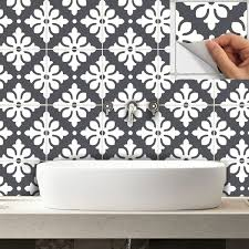 tile stickers decal for kitchen bathroom back splash or floor