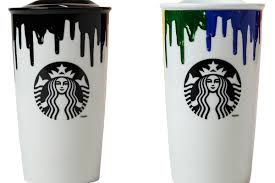 starbucks to sell designer mugs by band of outsiders eater