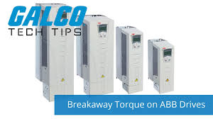 breakaway torque on abb drives a galco tv tech tip youtube