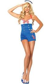 Cute Girls Halloween Costumes Sassy Sailor Costume Teen Girls Halloween Cute