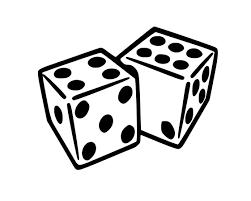 jeep philippines drawing dice decal gambling dice craps yahtzee dice bunco