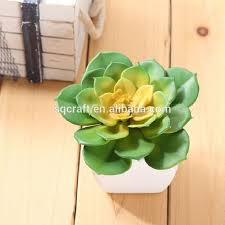 Artificial Plants Home Decor Potted Mini Tree Plastic Plants Artificial Flower Artificial Snow