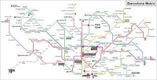 Metro Map Madrid by Barcelona Metro Map U2013 The College U0027s Guide To Study Abroad