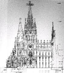 lucas chung pictures of gaudi u0027s drawings