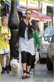 bichon frise uae celebrity dogs sadie frost and her bichon frise euro puppy