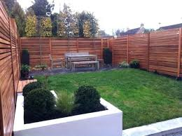 Fence Ideas For Garden Garden Fencing Ideas Uk Techsolutionsql Club