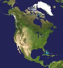 North America Physical Map North America Physical Map Also Amerikan Map Evenakliyat Biz