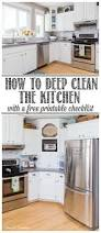 how to deep clean oak kitchen cabinets nrtradiant com