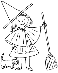3 brilliant witch coloring pages ngbasic com
