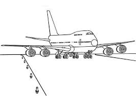 airplane coloring image gallery lapse shot 5792