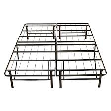 Platform Metal Bed Frame E Rest Metal Platform Bed Frame Bed Bath Beyond