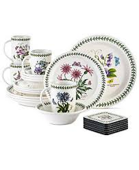 portmeirion dinnerware botanic garden collection created for