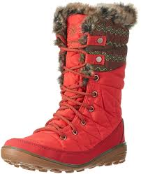 columbia womens boots australia amazon com columbia heavenly print winter boot s shoes