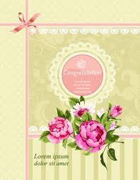 engagement congratulations card engagement congratulation card free vector 12 499 free