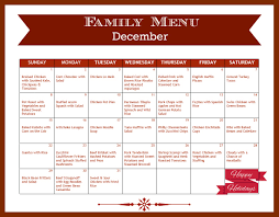 family menu food menu dinners and family meals