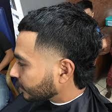 modern mullet hairstyle mullet haircut men s hairstyles haircuts 2018