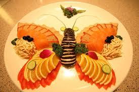 butterfly platter butterfly food display idea