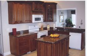Cherry Kitchen Cabinets With Granite Countertops Granite Countertop Recent Work And Finished Job