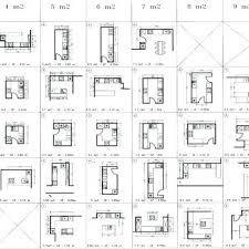 plans de cuisine ouverte plan de cuisine maison plan cuisine americaine