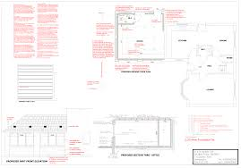 double garage conversion plans dunfermline edinburgh livingston