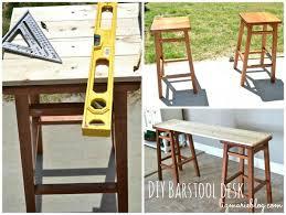 Diy Desk Ideas Diy Pc Desk The Diy Queen