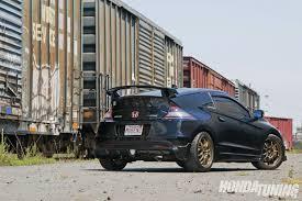 2011 Honda Crz Ex Mugen Rear Spoiler 05 Photo 1 Honda Tuning