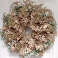 winters walk ribbon deco mesh wreath what a mesh by diana
